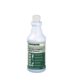 Victoria Bay 9% HCL Clinging Bowl Cleaner-32oz (12/case)