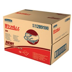 Imperial Dade Wypall 174 X90 Blue Wiper