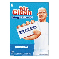 Mr. Clean Magic Eraser (6/case)