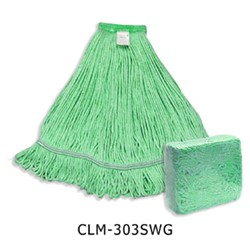 Wet Mop Head - Small, 4-ply Blended (1/each)