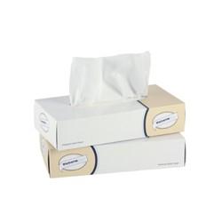 2-Ply Facial Tissue Flat Box 7.8 X 8.25 (3000/Case)