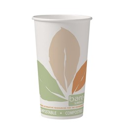 Imperial Dade - Bare™ Eco-Forward™ PLA Paper Hot Cup - 20 oz